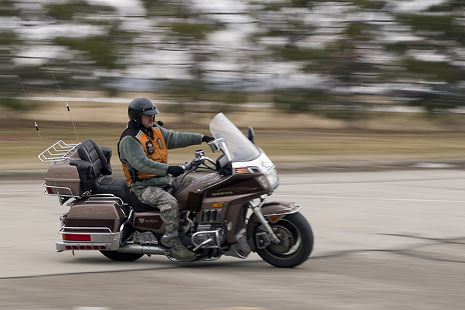 Grissom Airman reminded of motorcycle safety