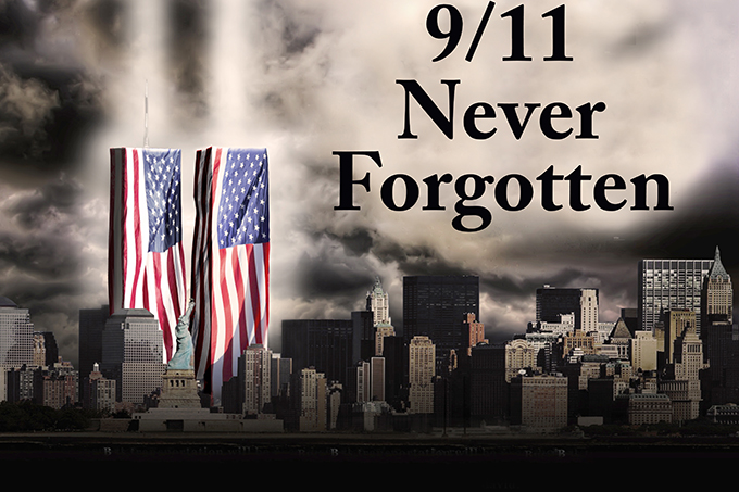 Grissom remembers those lost on 9/11