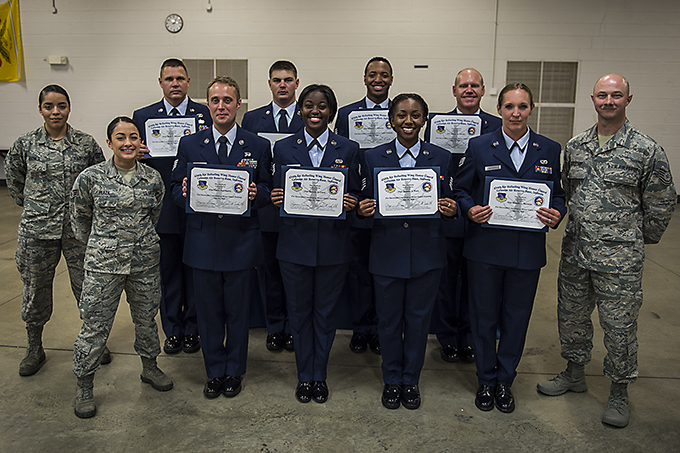 8 Grissom Airmen join Honor Guard