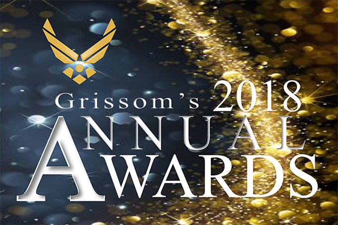 Grissom Airmen recognized during annual awards banquet