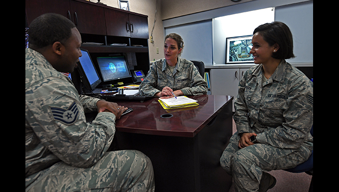 Wing career advisor helps Airmen succeed