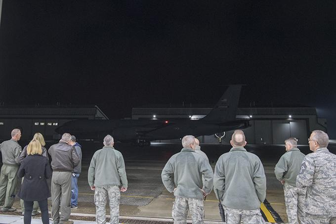Airmen return from Southwest Asia deployment