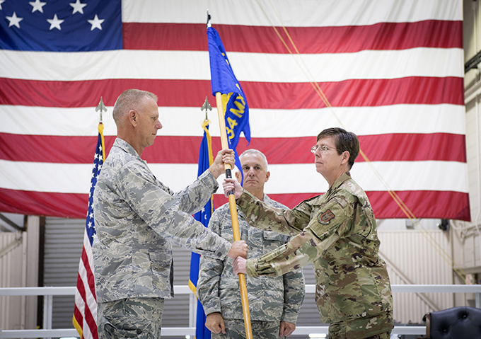 Wiltse assumes command of 434th MXG