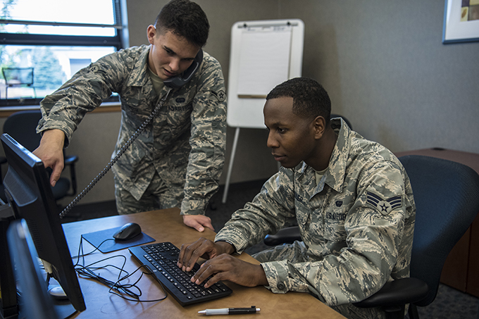 Development and training flight prepares future Airmen for excellence